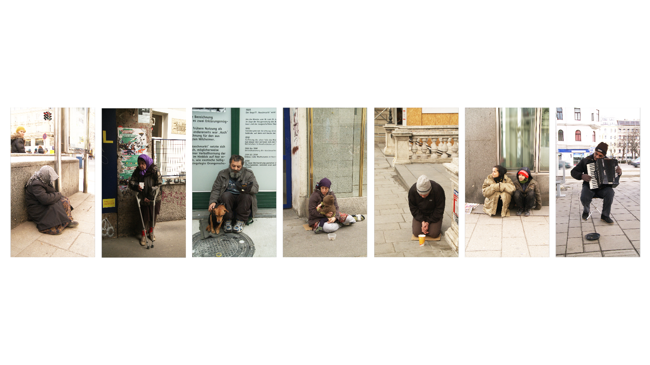 APPROPRIATED BEGGARS (2013)